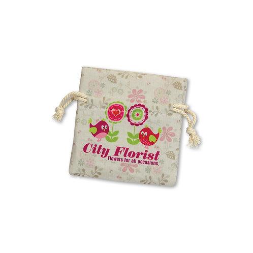 112353 Turin Cotton Gift Bag - Small