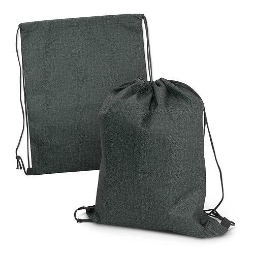 116856 Tampa Heather Drawstring Backpack