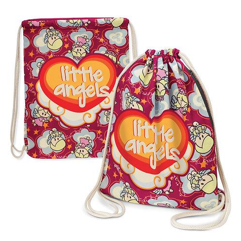 112909 Durban Cotton Drawstring Backpack