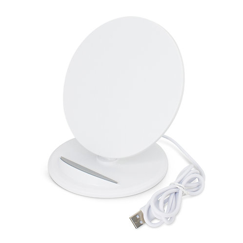 116029 Phaser Wireless Charging Stand - Round