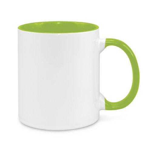 109987 Madrid Coffee Mug - Two Tone
