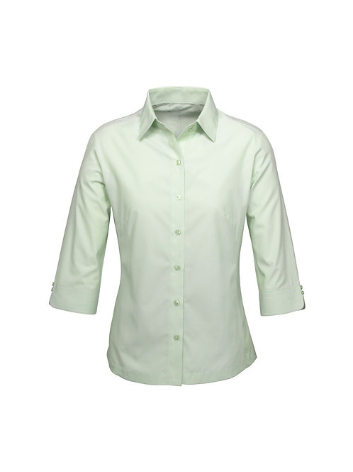 Ladies Ambassador 3/4 Sleeve Shirt