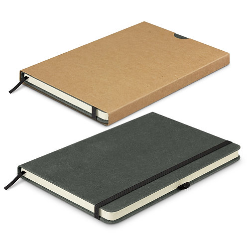 200234 Phoenix Recycled Hard Cover Notebook