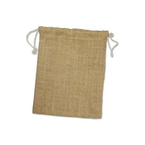 115070 Jute Produce Bag - Medium