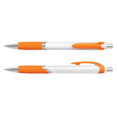 104262 Jet Pen -  White Barrel