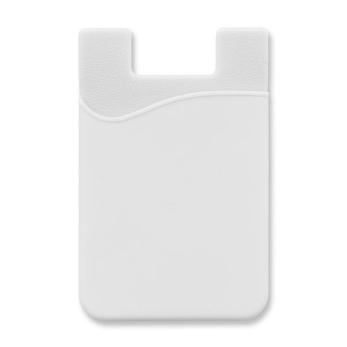 112924 Silicone Phone Wallet - Full Colour