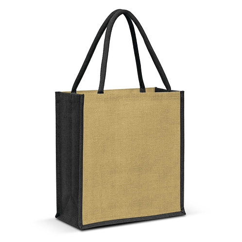 108036 Lanza Jute Tote Bag