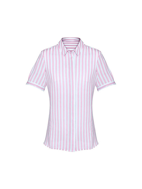 Womens Verona Short Sleeve Blouse