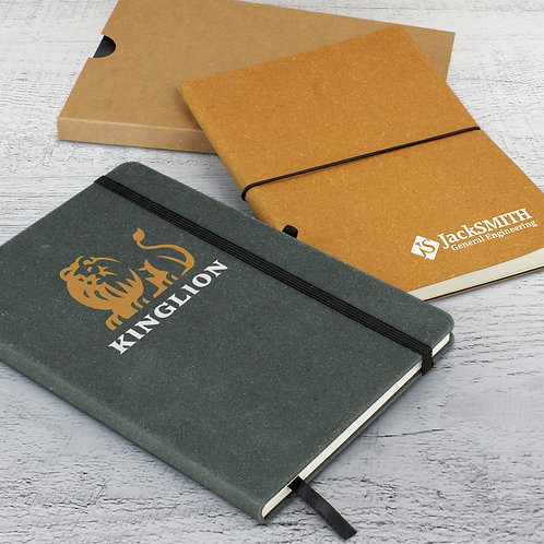200233 Phoenix Recycled Soft Cover Notebook
