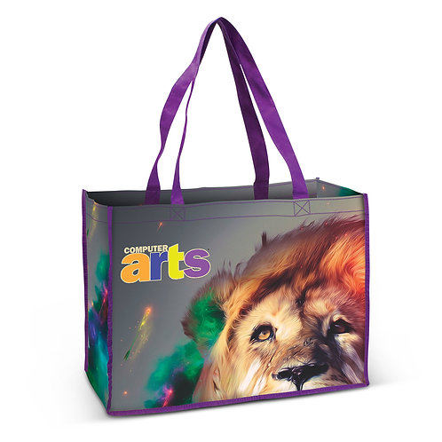 112915 Aventino Cotton Tote Bag