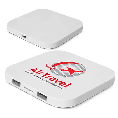 112657 Impulse Wireless Charging Hub