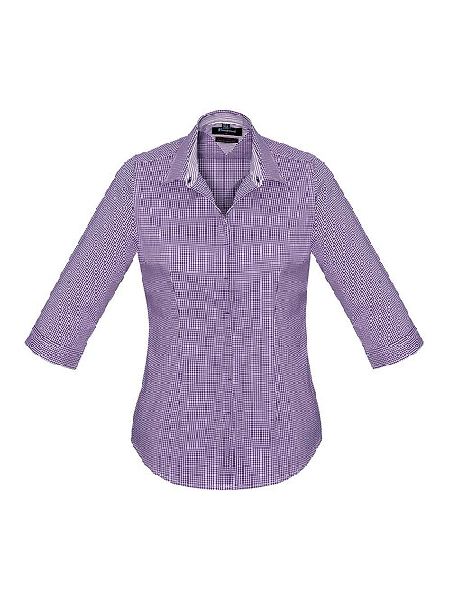 Womens Newport 3/4 Sleeve Shirt