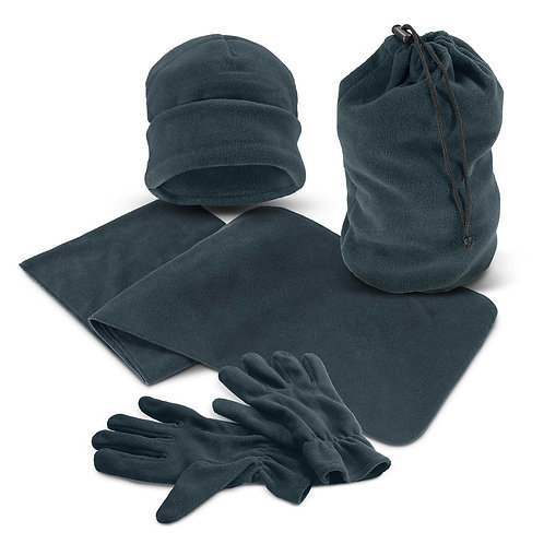 113843 Seattle Polar Fleece Set