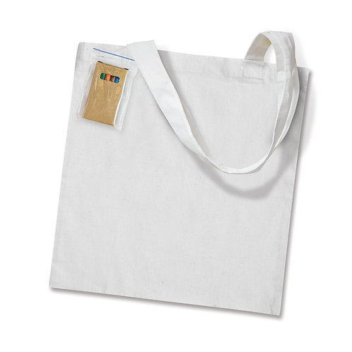 113012 Sonnet Colouring Tote Bag