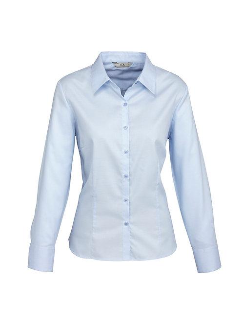 Ladies Luxe Long Sleeve Shirt
