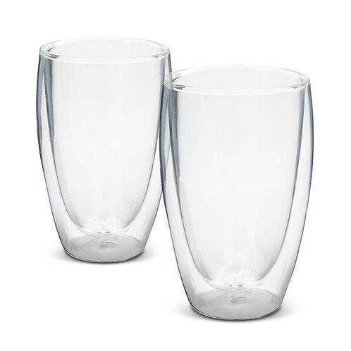 116392 Tivoli Double Wall Glass Set - 410ml