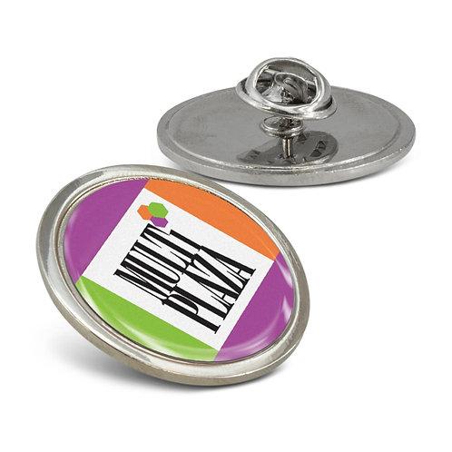 110909 Altura Lapel Pin - Round Large