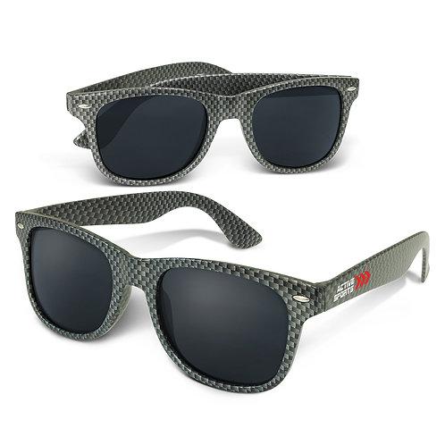 116746 Malibu Premium Sunglasses - Carbon Fibre