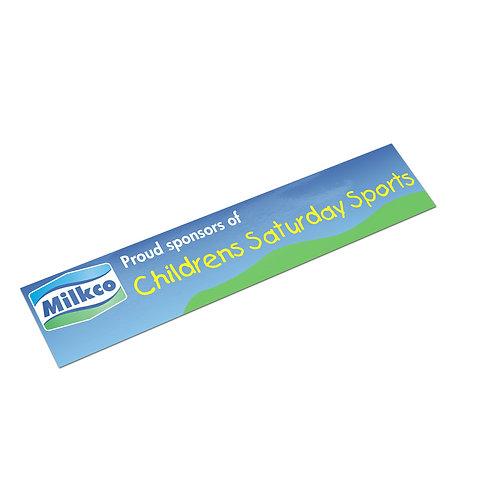100117 AD Labels 250 x 50mm
