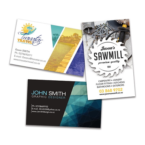 116459 Full Colour Business Cards