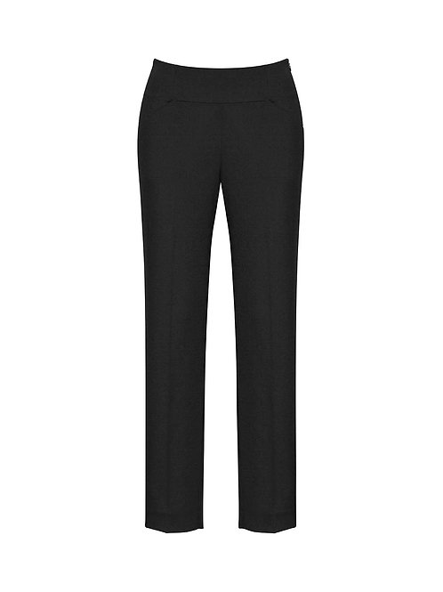 Womens Bandless Slim Leg Pant