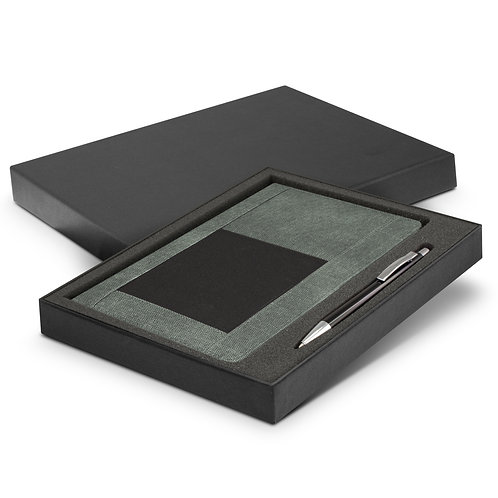 116694 Princeton Notebook and Pen Gift Set