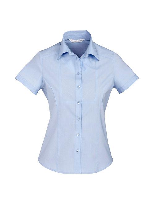 Ladies Chevron Short Sleeve Shirt