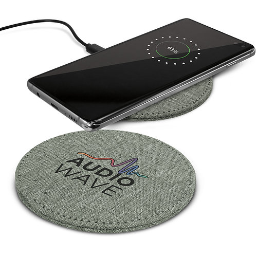 116331 Hadron Wireless Charger- Fabric
