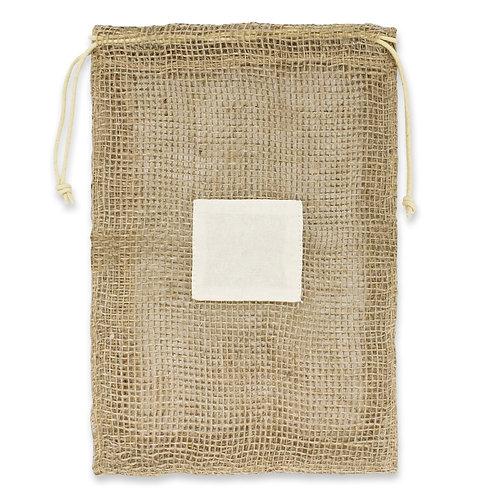 114984 Jute Net Produce Bag