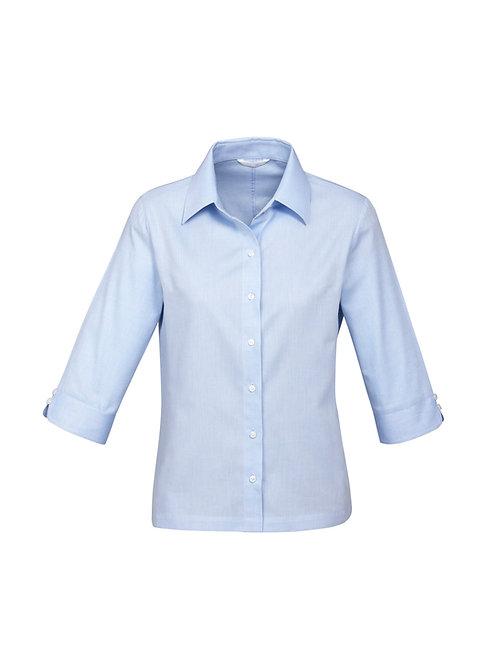 Ladies Luxe 3/4 Sleeve Shirt