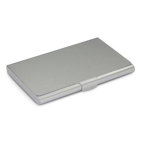 100743 Aluminium Business Card Case