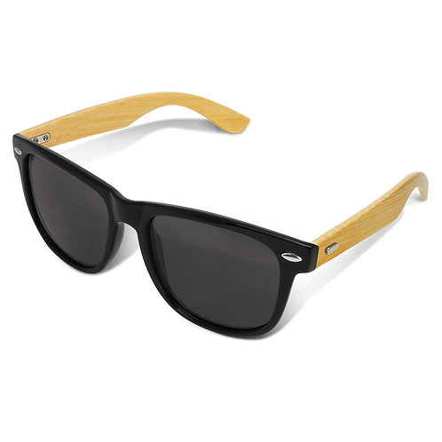 111939 Malibu Premium Sunglasses - Bamboo