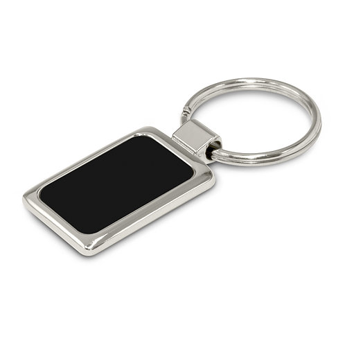 104177 Laser Etch Metal Key Ring