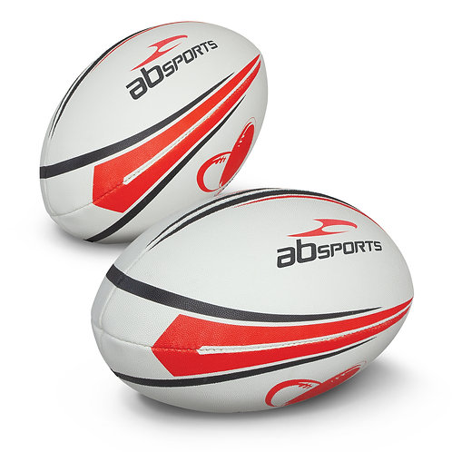 117246 Rugby League Ball Promo
