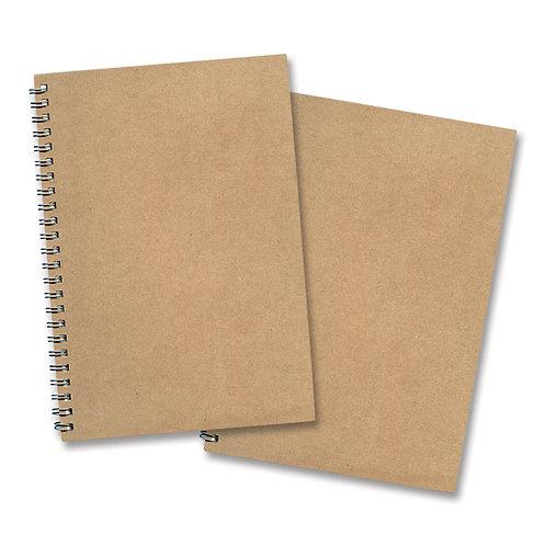 100895 Eco Note Pad - Medium