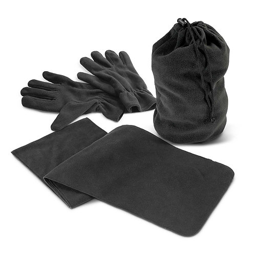 113845 Seattle Scarf and Gloves Set