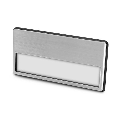 112549 Magnetic Name Badge