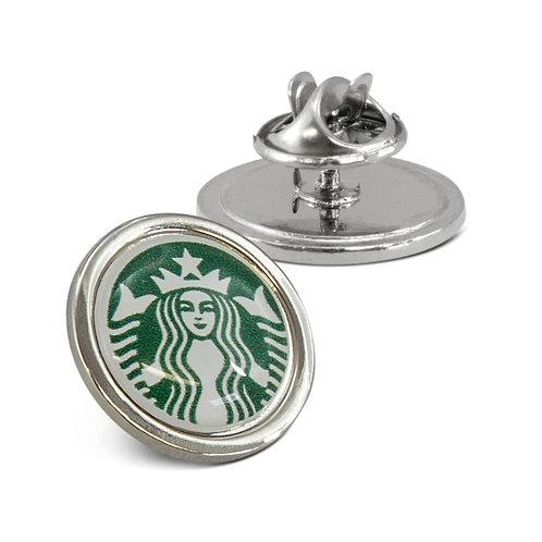 110908 Altura Lapel Pin - Round Small