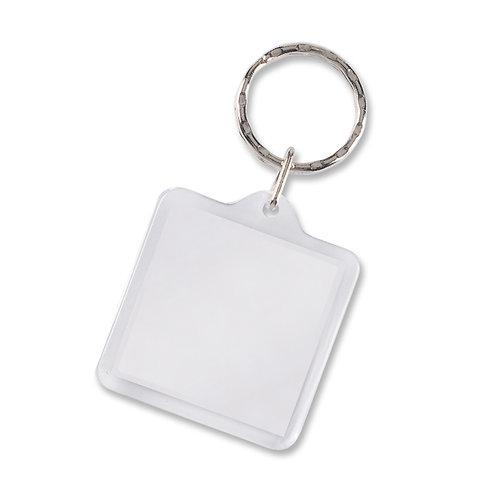 100294 Lens Key Ring - Square