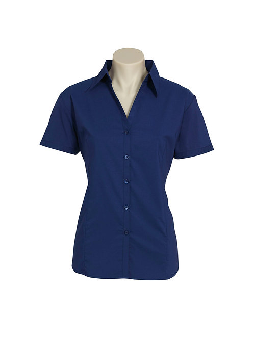 Ladies Metro Short Sleeve Shirt