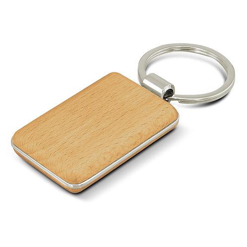 116771 Echo Key Ring - Rectangle