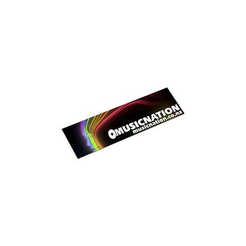 100115 AD Labels 90 x 25mm