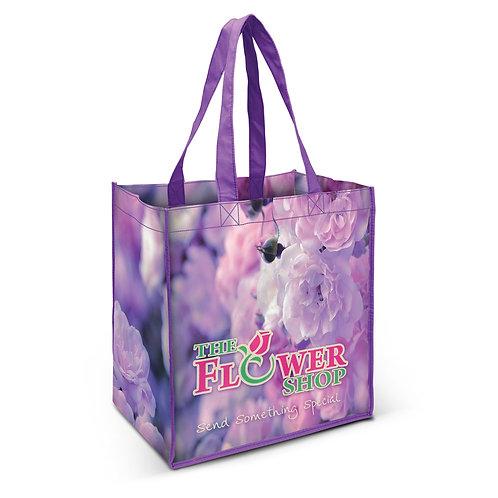 112913 Rome Cotton Tote Bag