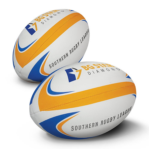 117245 Rugby League Ball Pro