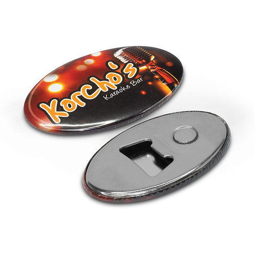 104778 Fridge Magnet Bottle Opener