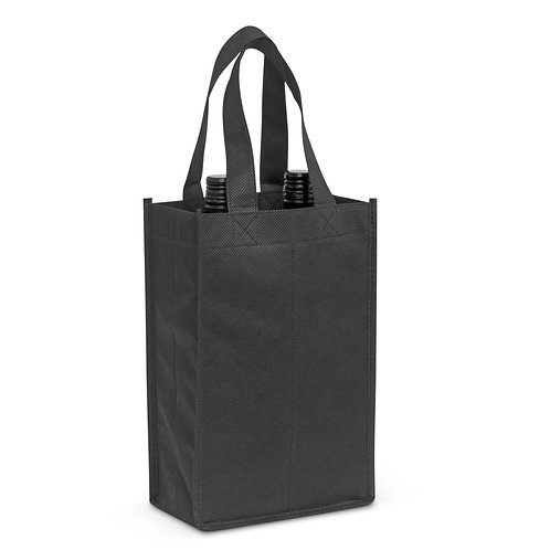 107681 Wine Tote Bag - Double