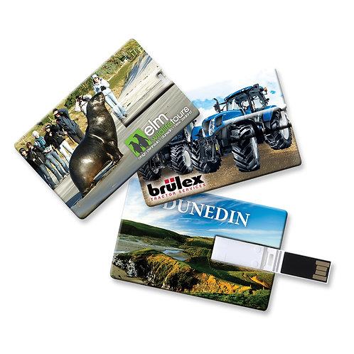 108475 Credit Card Flash Drive 4GB