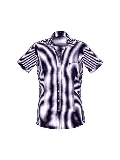 Womens Springfield Short Sleeve Shirt