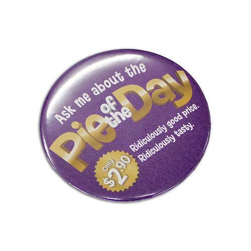 104781 Button Badge Round - 75mm