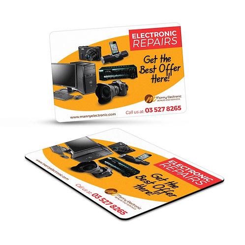 112298 Fridge Magnet 130 x 90mm - Rectangle